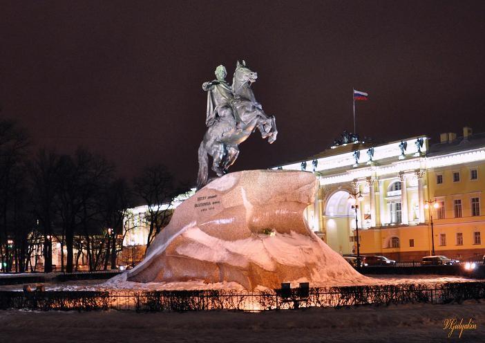 Что можно посмотреть в Санкт-Петербурге? – 5 направлений