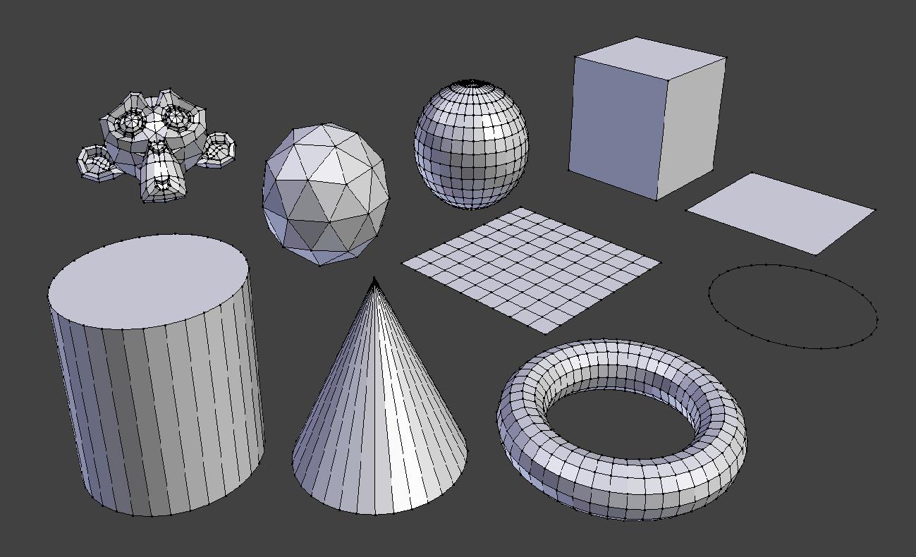 3D-Моделирование Для Начинающих