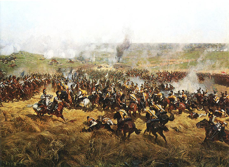 Бородинское сражение: кто кого? – 1812: тайны века