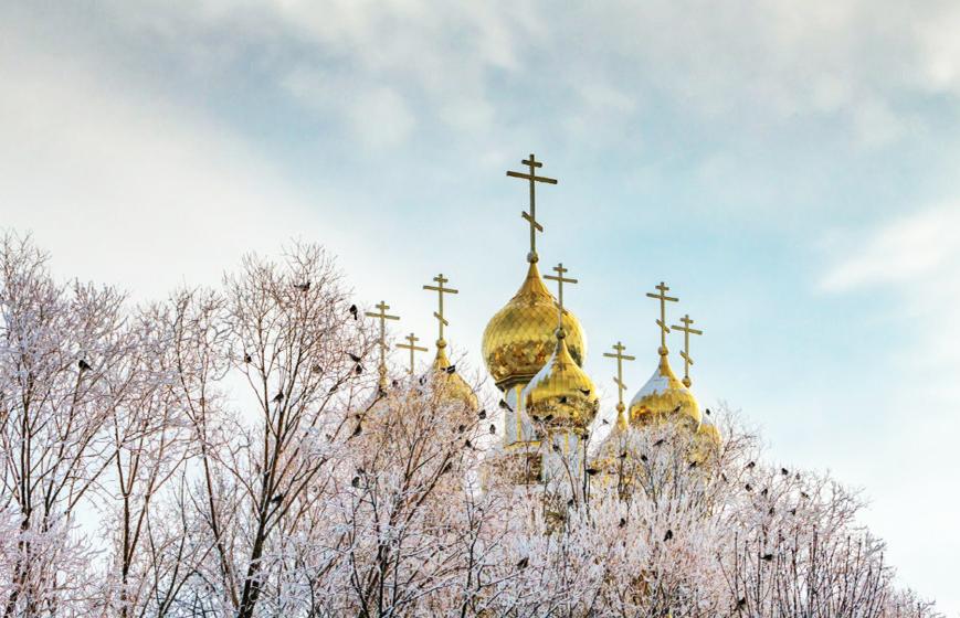 Символы Православной Веры – Феномен Православия
