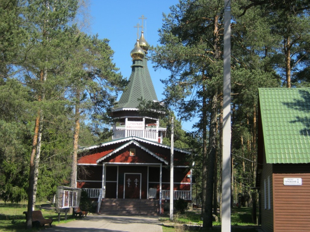 Храмы Санкт-Петербурга: фото с названием и описанием. Храм Святого Великомученика и целителя Пантелеимона