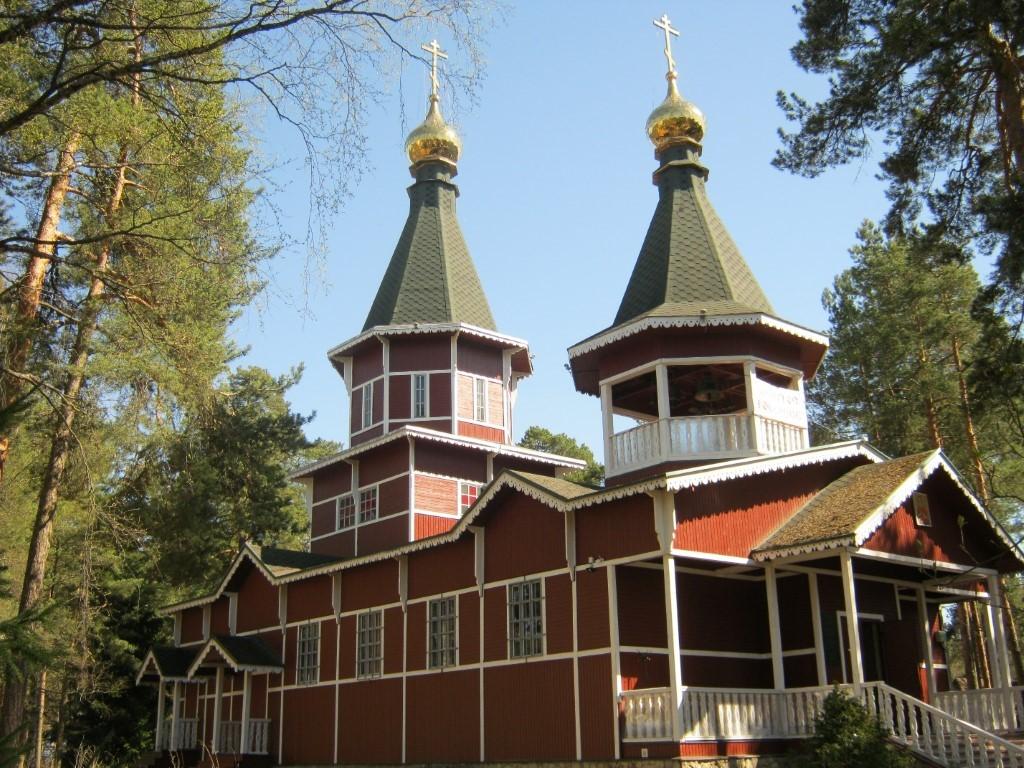 Храмы Санкт-Петербурга: фото с названием и описанием. Вид храма с северо-запада