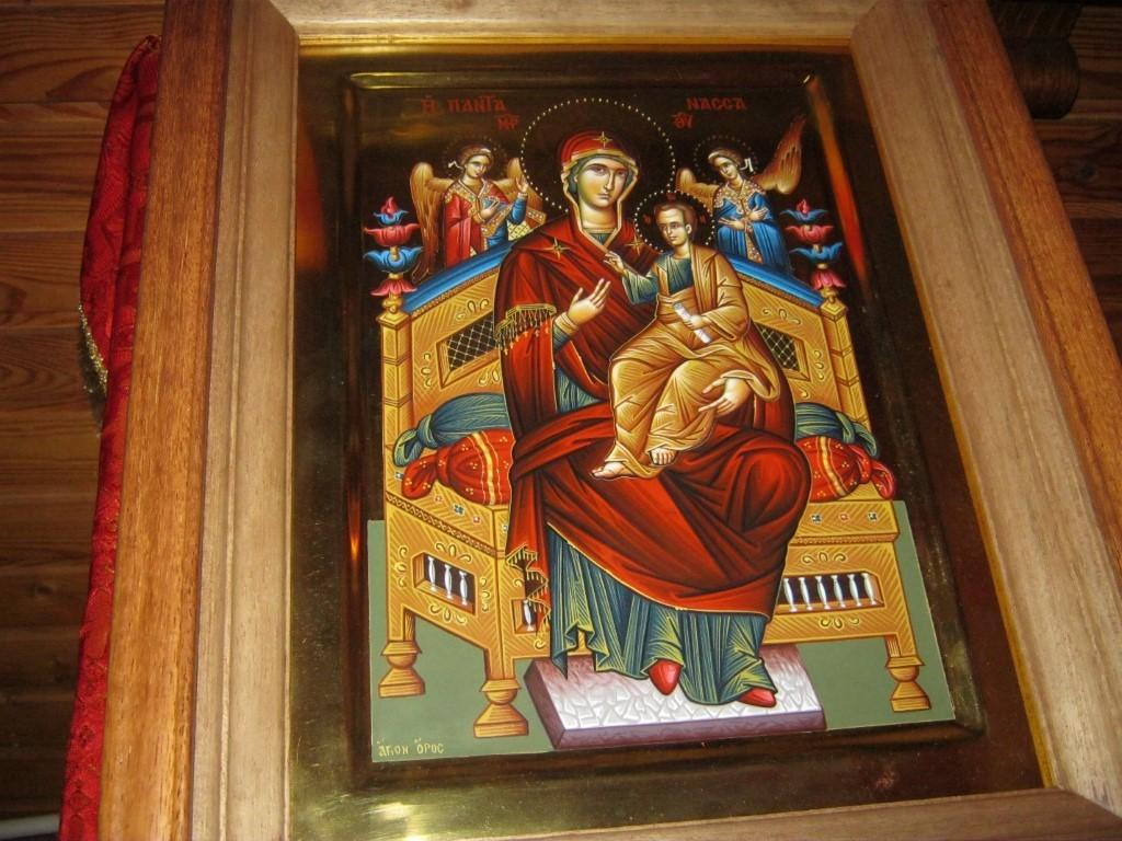 Храмы Санкт-Петербурга: фото с названием и описанием. Икона Пресвятой Богородицы – «Всецарица»