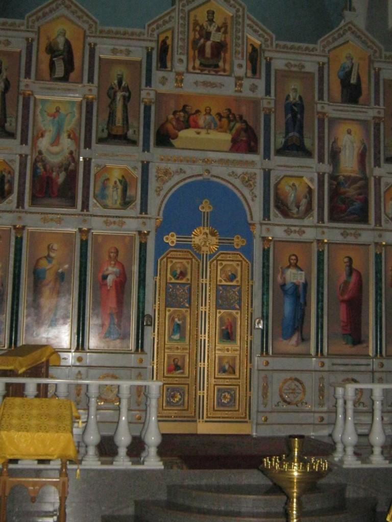 Храмы Санкт-Петербурга: фото с названием и описанием. Иконостас