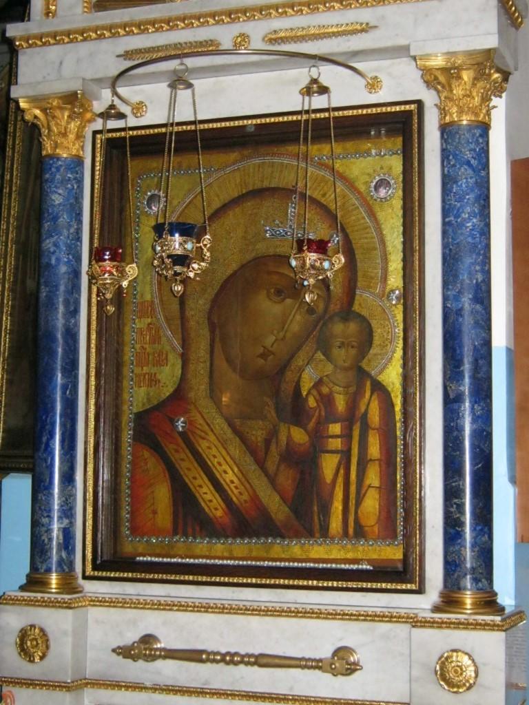 Храмы Санкт-Петербурга: фото с названием и описанием. Казанская икона Божией Матери