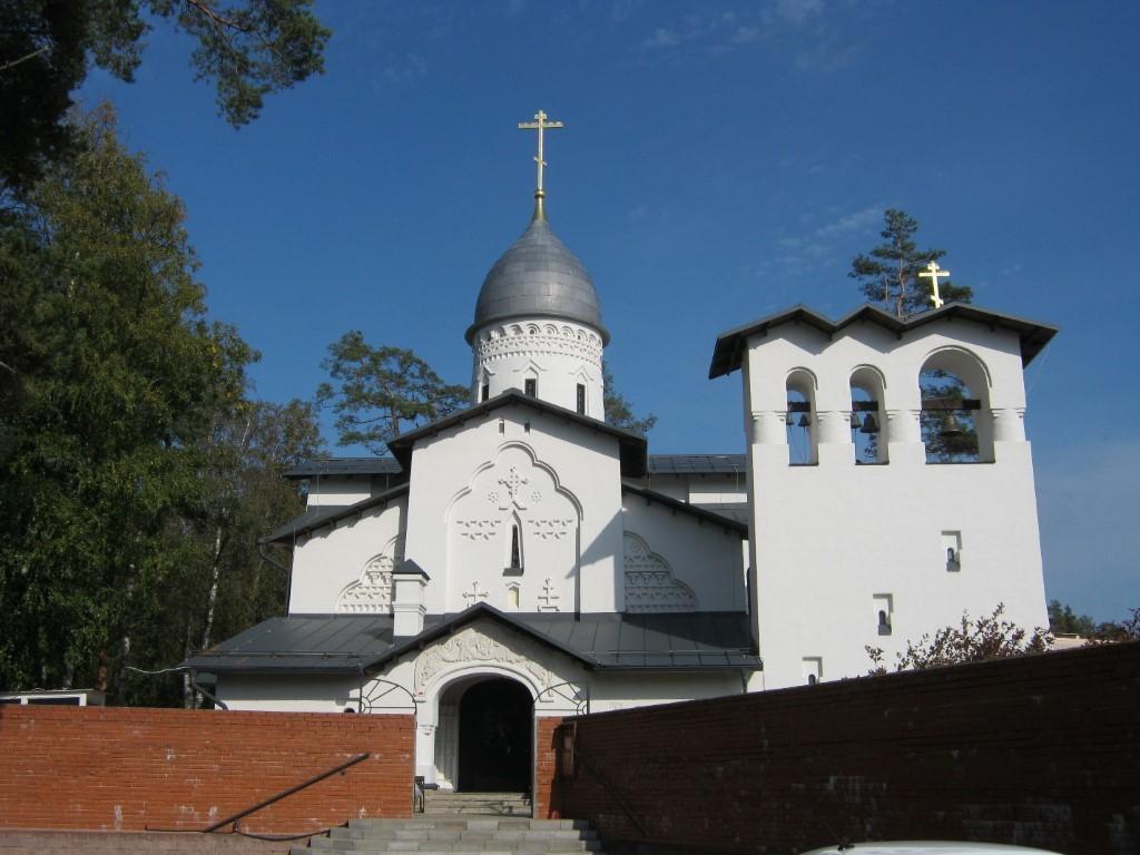 Храмы Санкт-Петербурга: фото с названием и описанием. Западный вид церкви