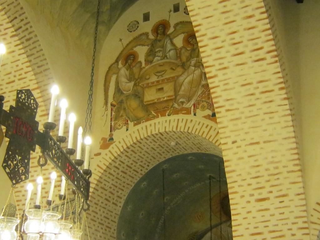 Храмы Санкт-Петербурга: фото с названием и описанием. Интерьер храма