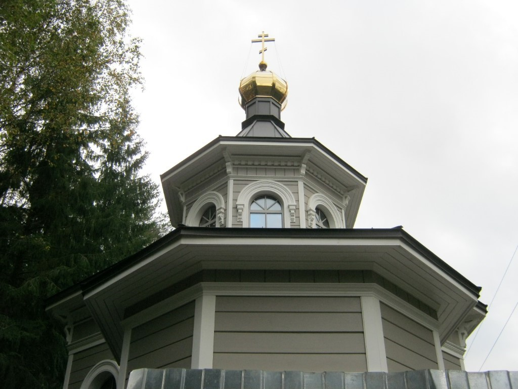 Храмы Санкт-Петербурга: фото с названием и описанием. Восточный вид часовни