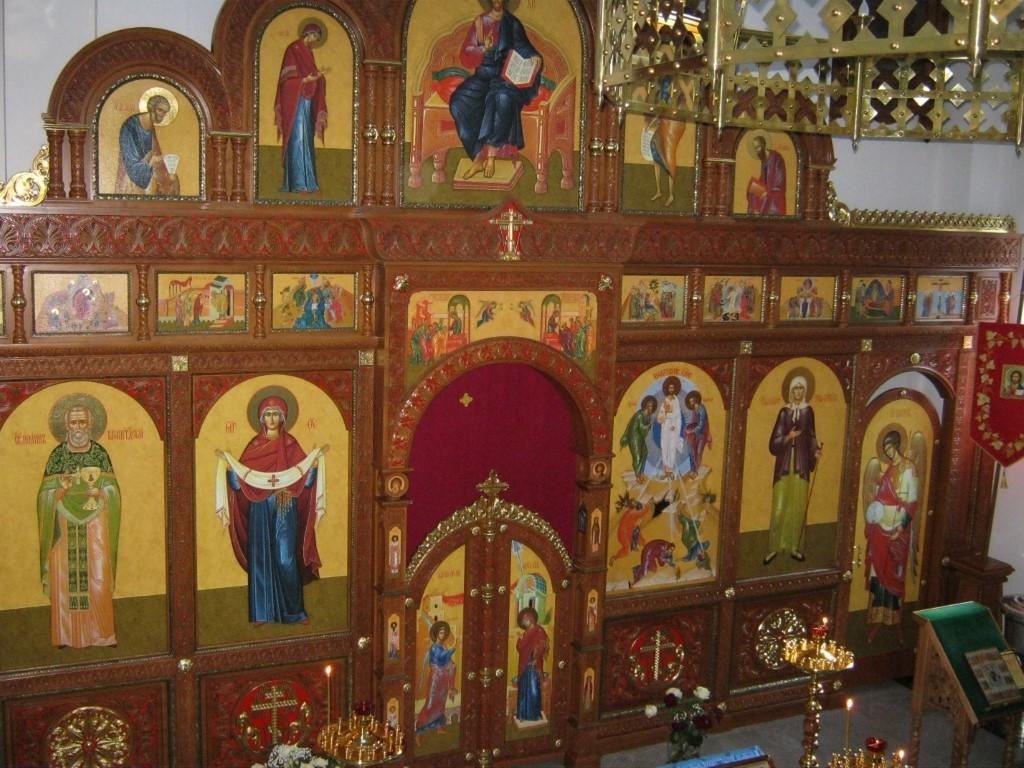 Храмы Санкт-Петербурга: фото с названием и описанием. Иконостас часовни