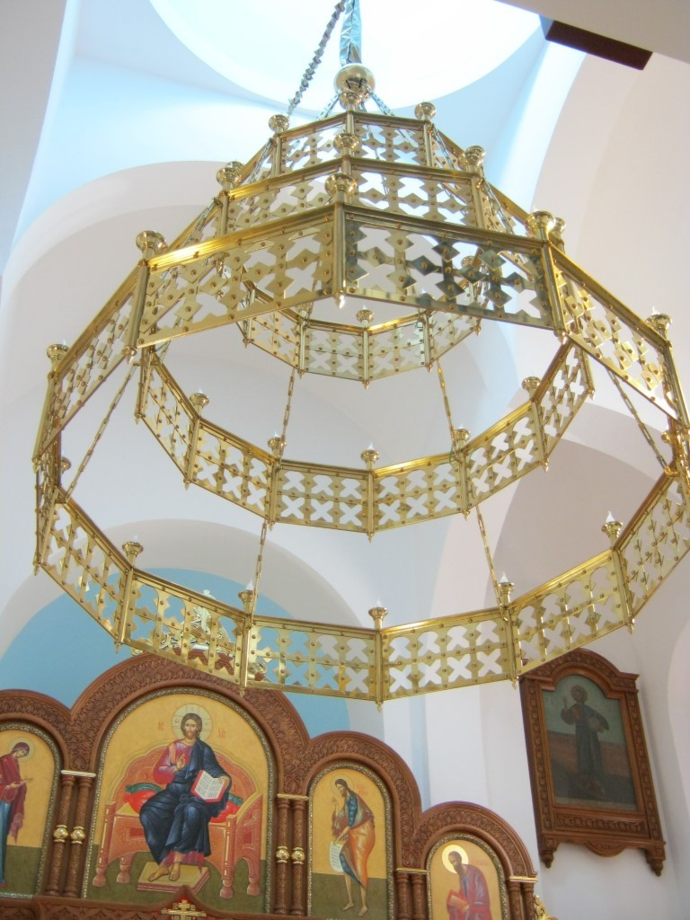 Храмы Санкт-Петербурга: фото с названием и описанием. Купол и главный светильник храма
