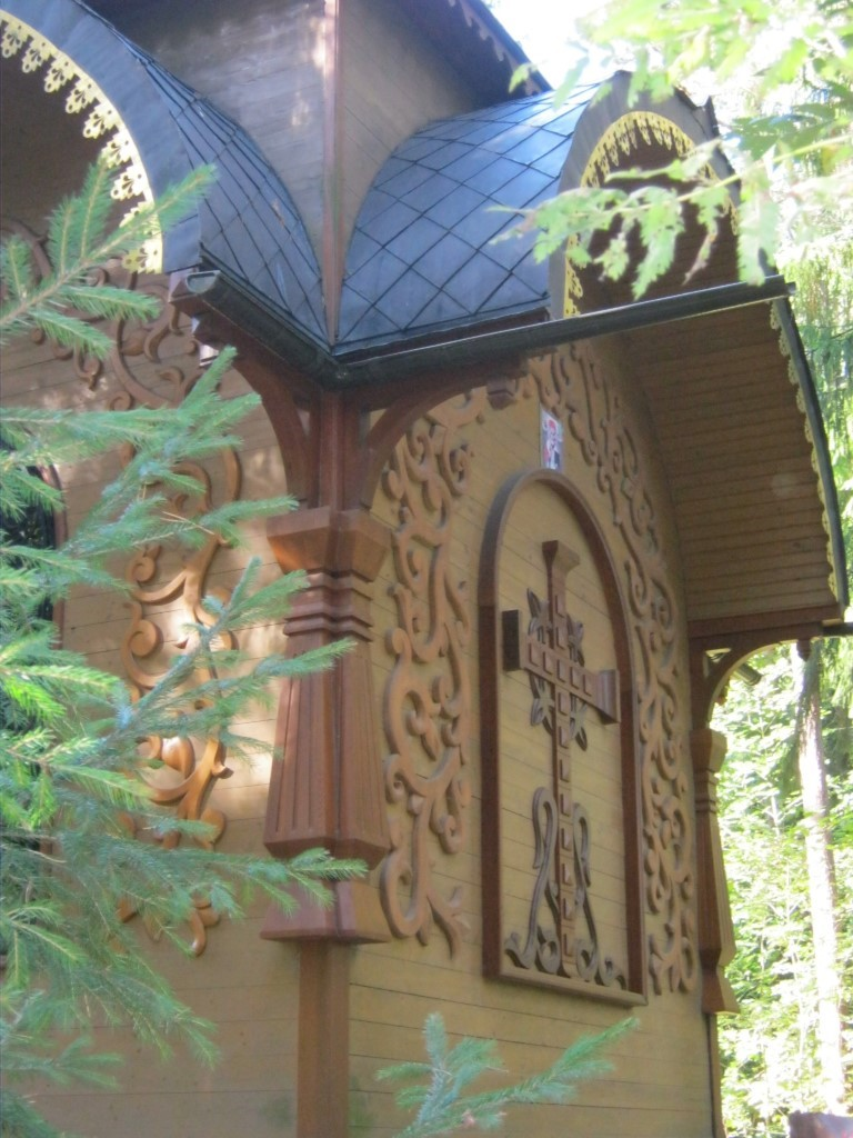 Храмы Санкт-Петербурга: фото с названием и описанием. Деревянные кружева…