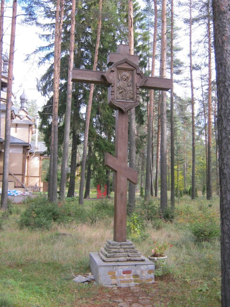 Храмы Санкт-Петербурга: фото с названием и описанием. Поклонный крест