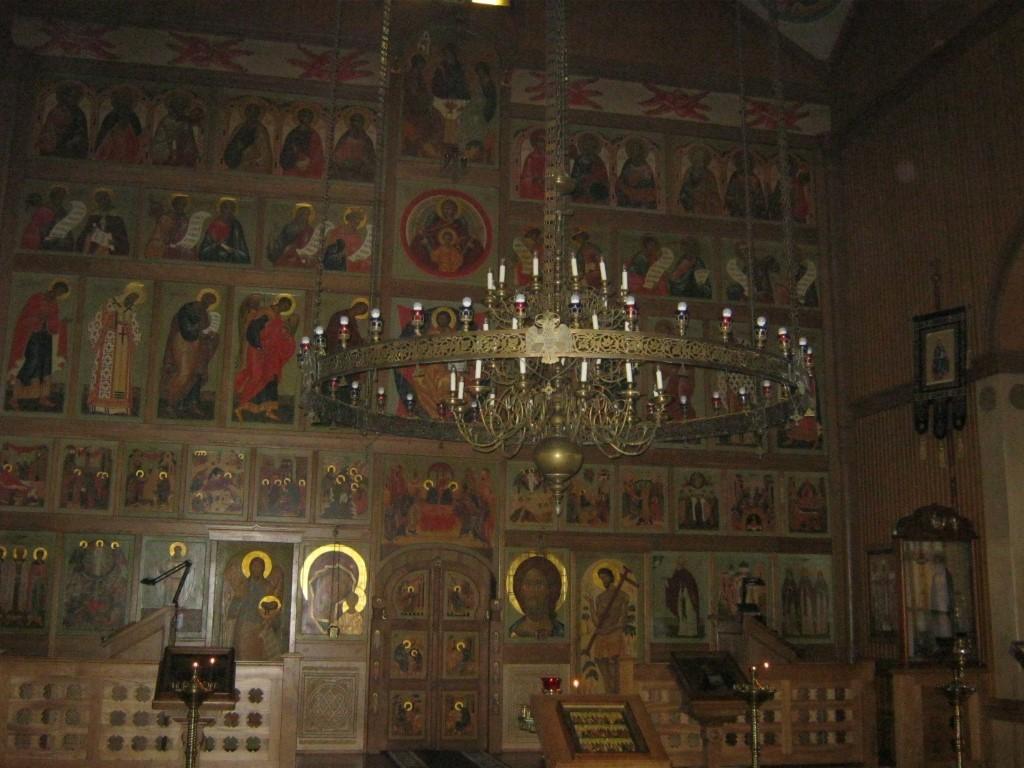 Храмы Санкт-Петербурга: фото с названием и описанием. Внутреннее убранство храма