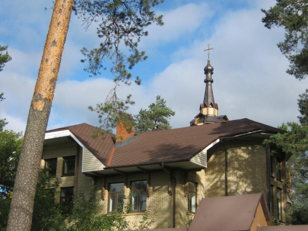 Храмы Санкт-Петербурга: фото с названием и описанием. Домовой храм с другого ракурса
