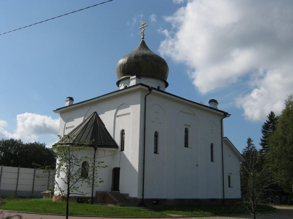 Храмы Санкт-Петербурга: фото с названием и описанием. Храм с северо-востока
