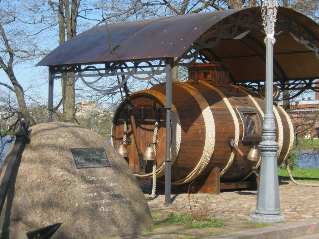 Храмы Санкт-Петербурга: фото с названием и описанием. Вот она, первая вмире подводная лодка! (Историческая реконструкция)