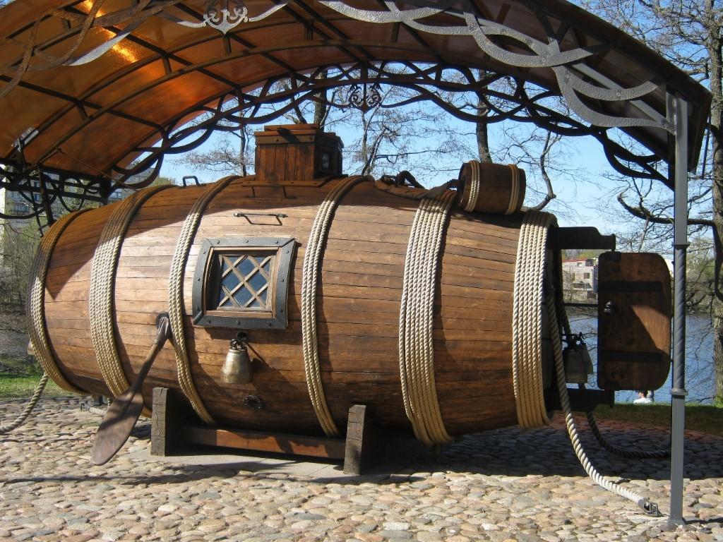 Храмы Санкт-Петербурга: фото с названием и описанием. Так лодка выглядит с другого ракурса