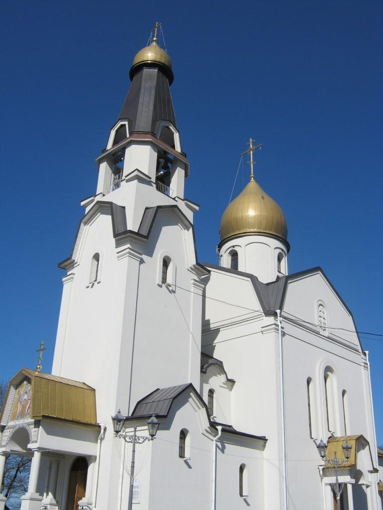 Храмы Санкт-Петербурга: фото с названием и описанием. Подойдём ближе…