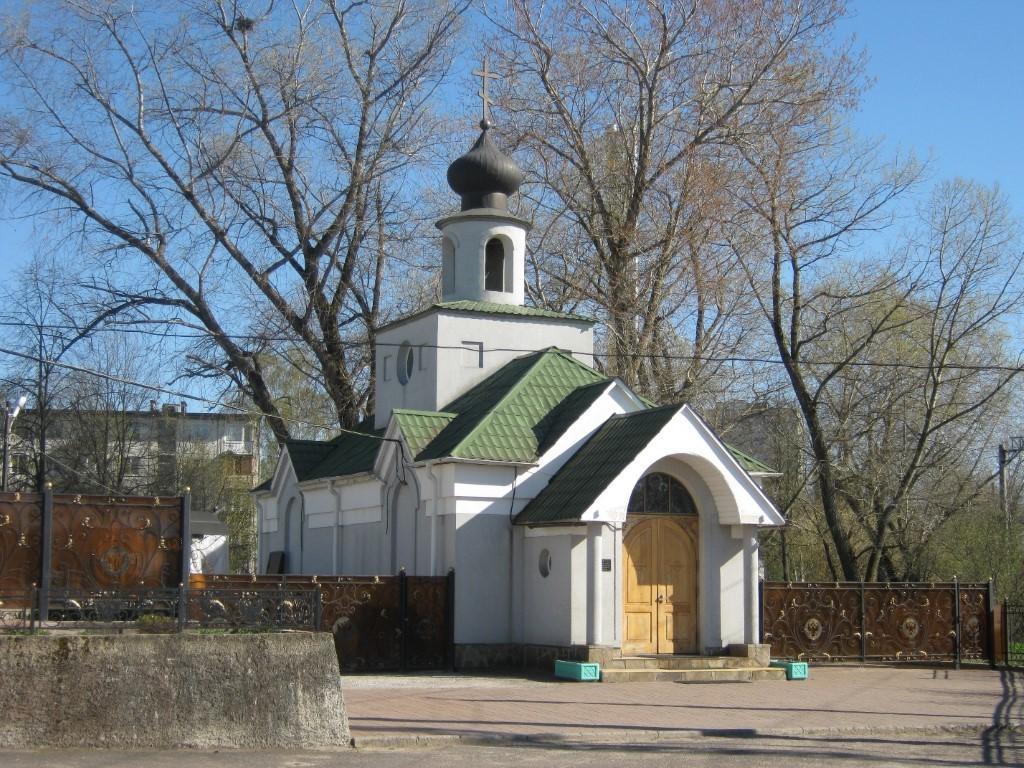 Храмы Санкт-Петербурга: фото с названием и описанием. Часовня Тихвинской иконы Божией Матери