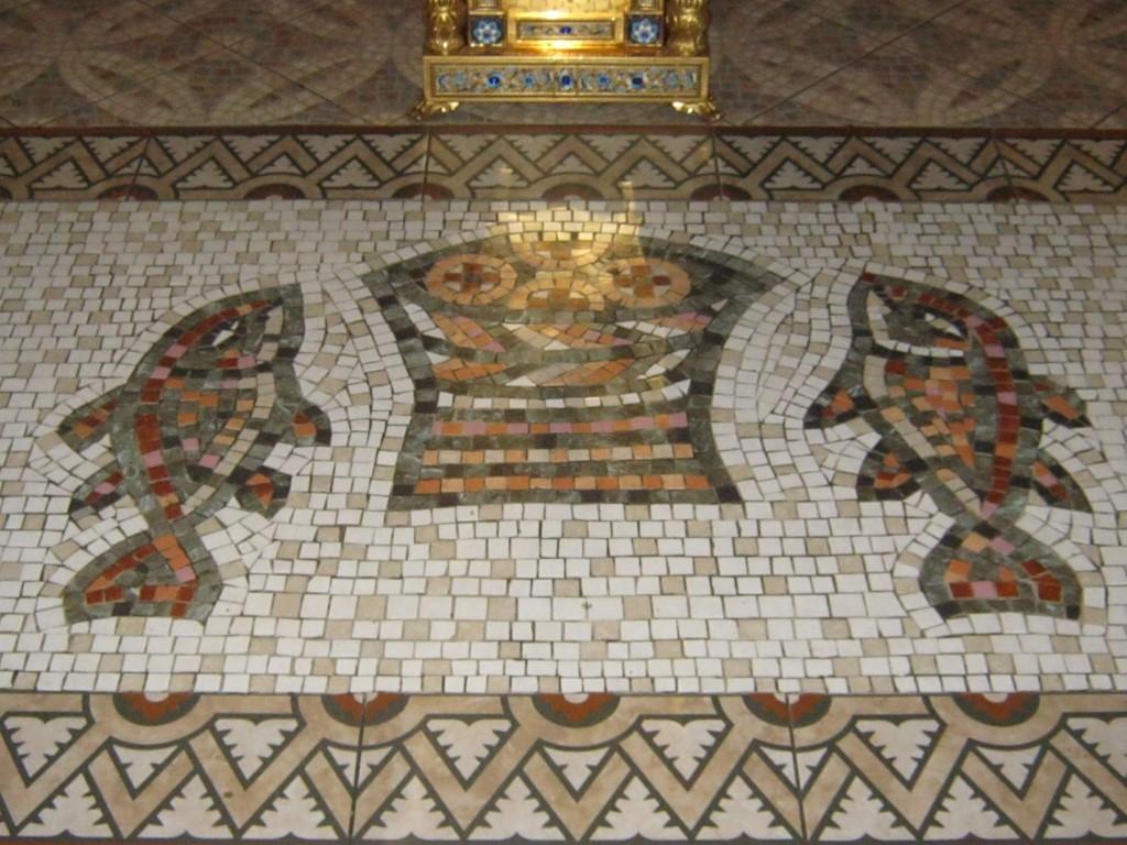 Храмы Санкт-Петербурга: фото с названием и описанием. Мозаичный пол