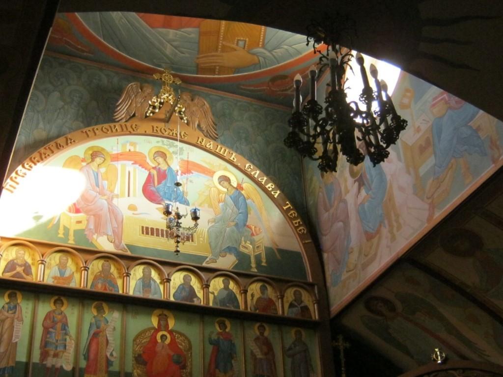 Храмы Санкт-Петербурга: фото с названием и описанием. «Небо» храма